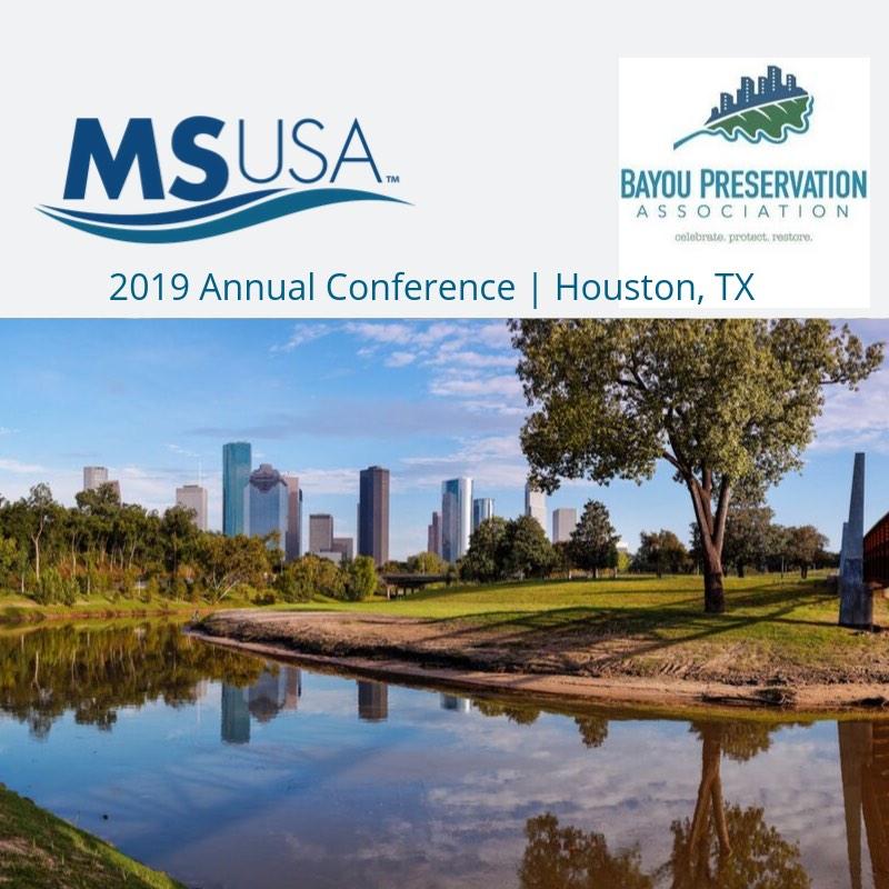Bayou Preservation Association Annual Conference | October 30, 2019