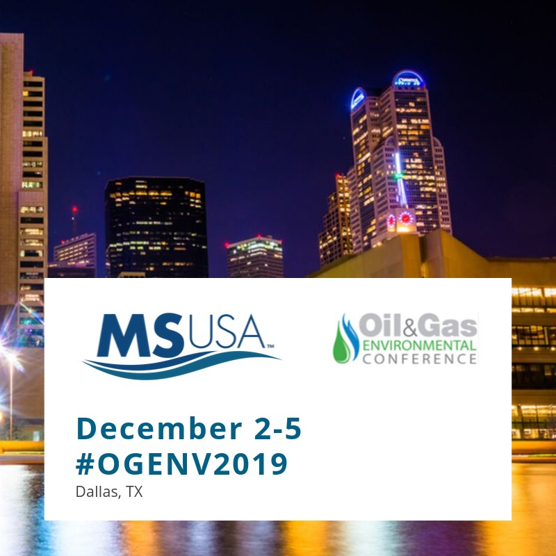 2019 Oil & Gas Environmental Conference | December 2-5, 2019