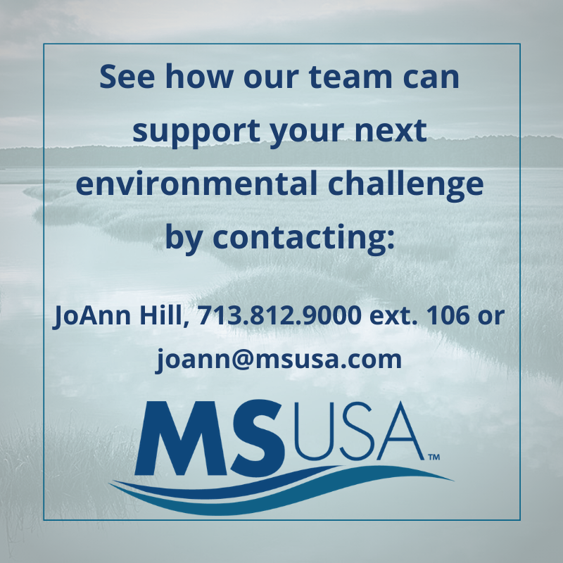 Whether you need help purchasing mitigation credits for an upcoming project, selling your credits for maximum ROI or developing a Permittee-Responsible Mitigation (PRM) project we're the name to count on every time.  #msusa #environment