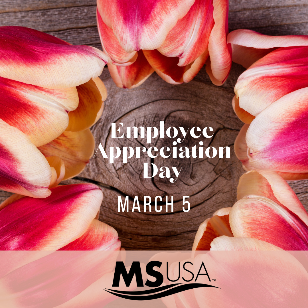 Employees, we appreciate you!