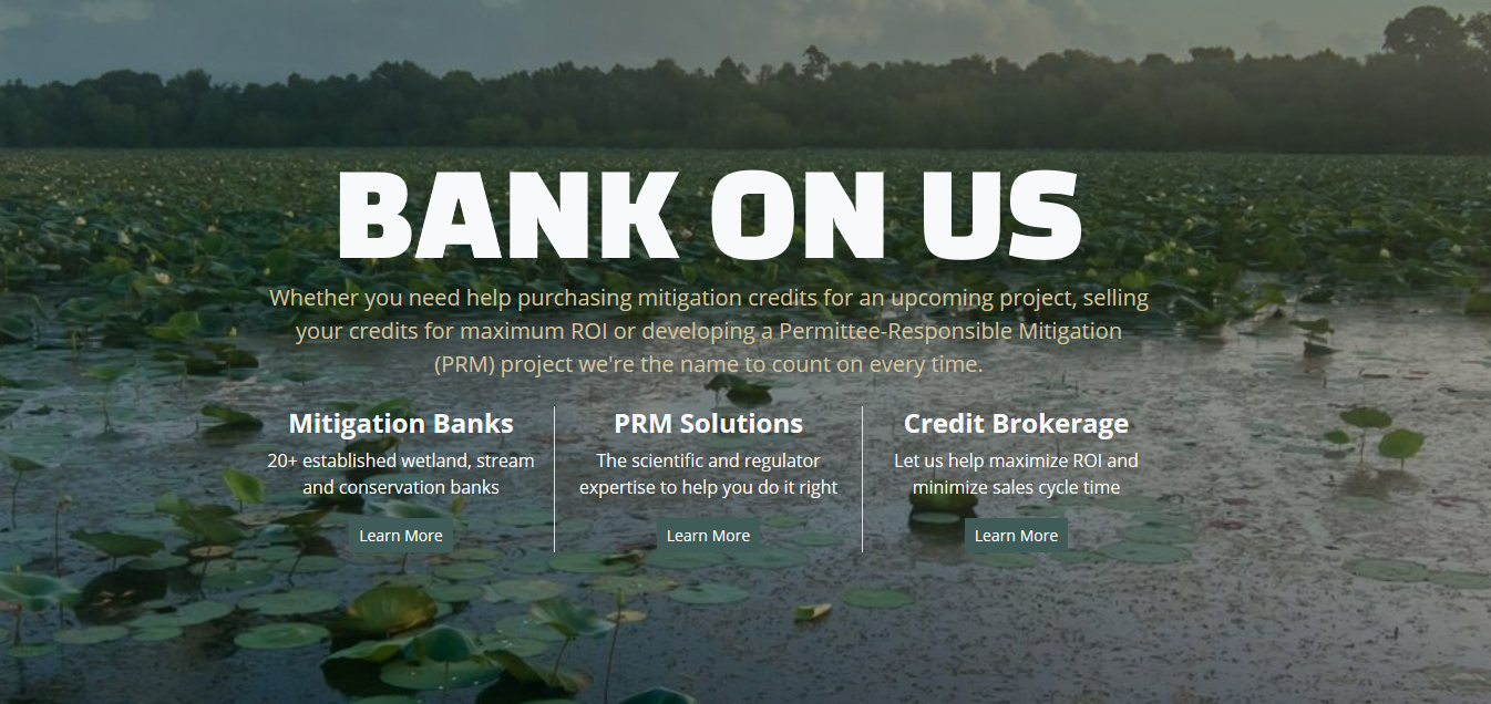What does mitigation banking actually mean?
