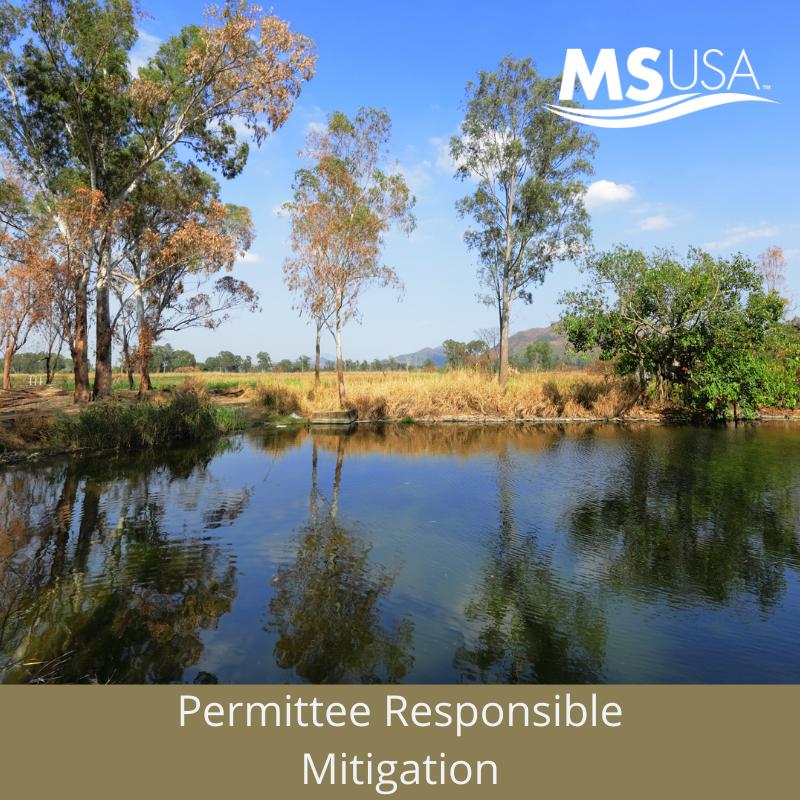 Permittee Responsible Mitigation