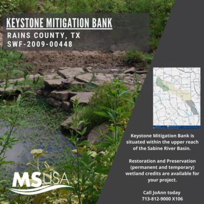 Keystone Mitigation Bank
