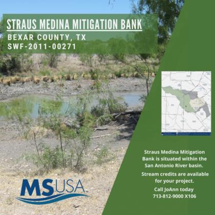 Straus Medina Mitigation Bank
